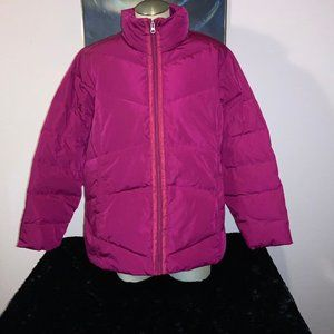 NEW Lands' End Winter Coat 1X 16W-18W Insulated